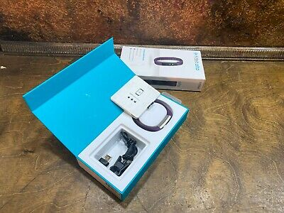$ CDN89.01 • Buy Fitbit Alta HR Heart Rate Fitness Wristband In Box W Accessories Small