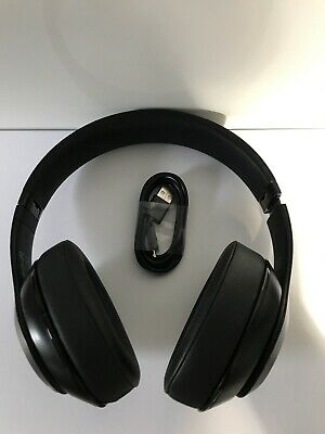 Beats Studio 2 By Dr. Dre Wireless Matte Black Over Ear Refurbished , No Box. • 70.89£