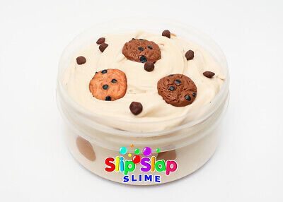 AU19.95 • Buy Choc Cookie Dough Butter Slime - Chocolate Scent   Australia Scented Slimes