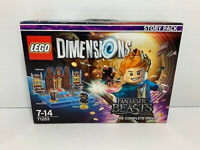 AU26.57 • Buy LEGO Dimensions 71253 - Fantastic Beasts Story Pack - Brand New Sealed!