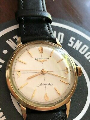 $ CDN300 • Buy Vintage Longines Automatic 34MM 10K Gold Filled