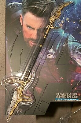 $ CDN61.46 • Buy New Corvus Glaive Spear From Hot Toys 1/6 Scale Captain America Infinity War Set
