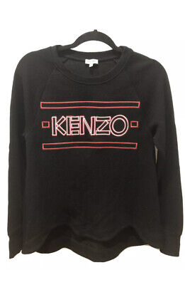 AU100 • Buy KENZO Women's Jumper, Black (Small)