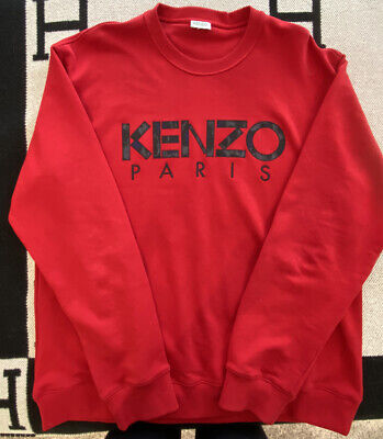 AU200 • Buy Authentic Mens Kenzo Sweater Size XXL