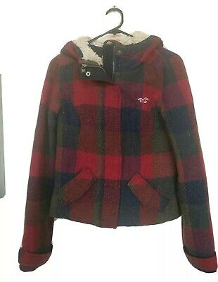 AU37 • Buy Abercrombie And Fitch Hollister Jacket
