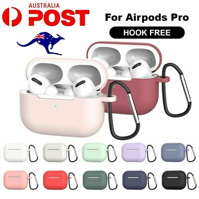 AU5.49 • Buy Airpods 3 Pro Case Soft Silicone Shockproof Slim Protective Cover Apple Airpod