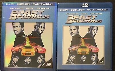 $ CDN9.21 • Buy 2 Fast 2 Furious (Blu-ray Disc, 2013) NO DIGITAL With Slipcover