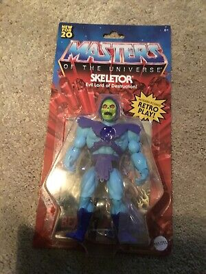 "$22.99 • Buy Mattel SKELETOR Masters Of The Universe Origins Retro 5.5"" IN HAND -NEW"