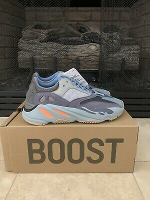 $ CDN670.38 • Buy Adidas Yeezy 700 Carbon Blue Size 7 *New/In Hand* 🔥 🔥 🔥