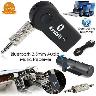 Music Receiver Audio Adapter 30 Pins Speaker Dock Wireless A2DP For IPhone IPod • 5.99£