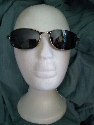 Vintage Dunlop Gunmetal Grey Framed Sunglasses • 10.99£