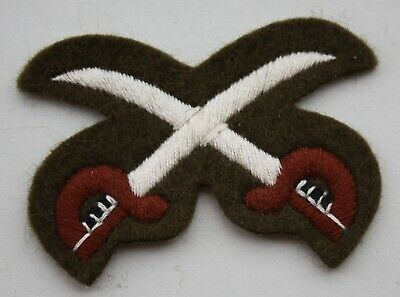 British Army, Physical Training Instructor Qualification Patch.  • 3£