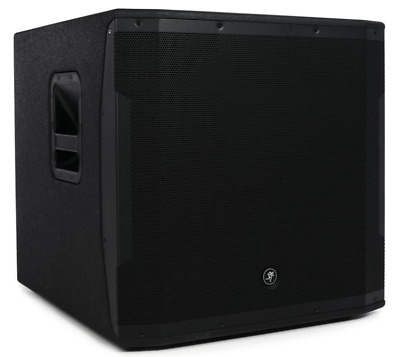 $999.99 • Buy Mackie SRM1850 1,600W 18  Professional Powered Subwoofer - Ships Free!