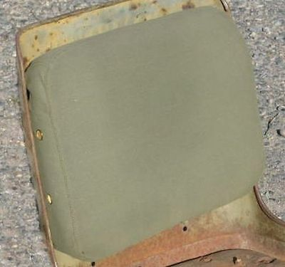 $125 • Buy Military M37 NOS Driver Seat Backrest Cushion
