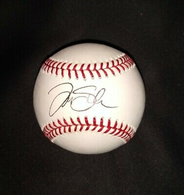 $ CDN66.04 • Buy Tim Salmon Hand Signed / Autographed Official 2002 World Series Baseball