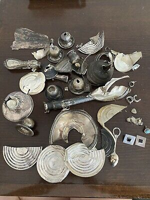 $ CDN290.64 • Buy Sterling Silver Scrap Lot 284g Grams