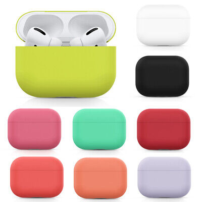 $ CDN2.39 • Buy TPU AirPods Pro Case Cover Accessories Earphone Charging Protector For Apple