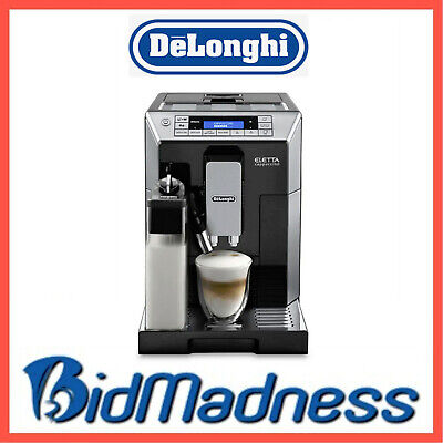AU750 • Buy Delonghi Eletta Ecam 45760b Automatic Espresso  Coffee Machine - Black