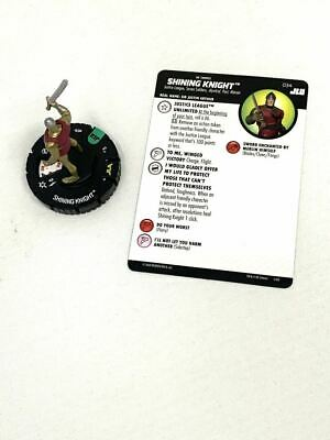 034 Justice League Unlimited - Shining Knight Uncommon HeroClix • 2.62£