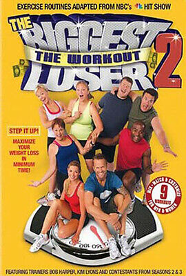 The Biggest Loser Workout - Vol. 2 (LG) New DVD • 8.21£