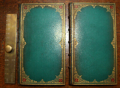1766 The Vicar Of Wakefield Oliver GOLDSMITH Zaehnsdorf Binding SECOND Edition • 800£