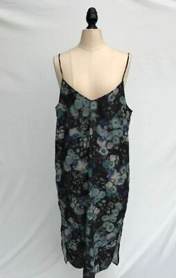 AU15 • Buy ASOS - Strappy Floral Dress Size 16