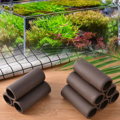 Aquarium Tank Tube Breeding Hiding Cave Shelter For Fish Shrimp Spawn Live Hf • 8.75£