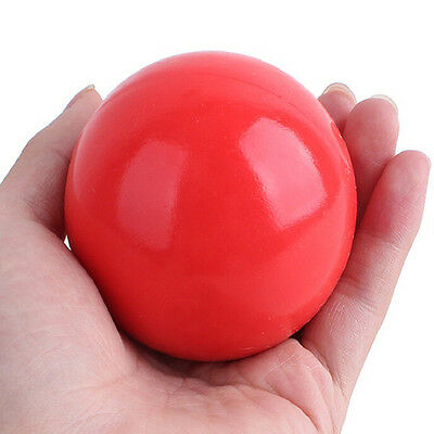 £3.54 • Buy Indestructible Solid Rubber Ball Pet Cat Dog Training Chews Play Fetch Bite T Hf