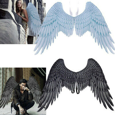 Cosplay Wing Mistress Evil Angel Wings Halloween Costumes Props DecorationYB Hf • 5.34£