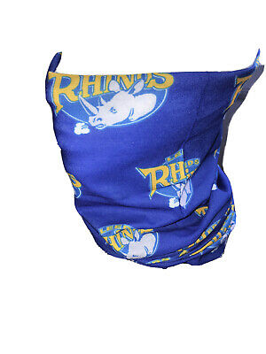 Leeds Rhinos Snood Face Mask Rugby League In Sealed Bag • 9.99£