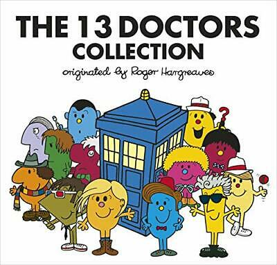 Doctor Who: The 13 Doctors Collection (Mr Men Doctor Who Pack New Paperback Book • 23.58£