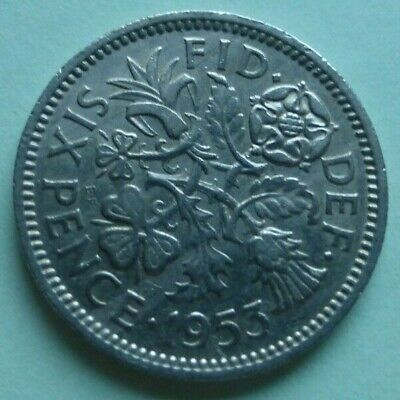 Queen Elizabeth Ll  SIXPENCE 6d  ~ Choose Your Year - SEE PHOTOS For CONDITION • 1.26£