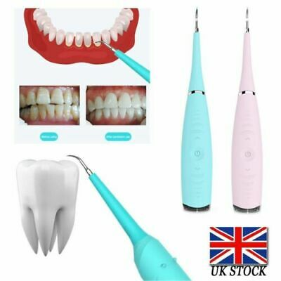£7.99 • Buy Oral Clean Dental Scaler Ultrasonic Teeth Whitening Tartar Plaque Stains Remover