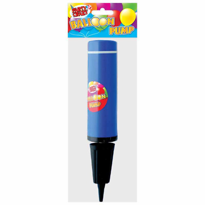 £4.50 • Buy 1X Balloon Pump Hand Held Action Plastic Inflator For Party Decor Tools