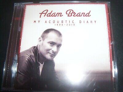 AU15.29 • Buy Adam Brand My Acoustic Diary 1998 – 2013 CD – New (Not Sealed)