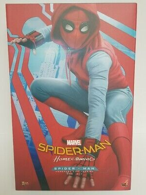 $ CDN853.90 • Buy Hot Toys 1/6 Spider-Man Homecoming Homemade Suit Version MMS414 FACTORY SEALED