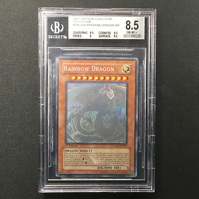 AU1649.99 • Buy Rainbow Dragon - TAEV-EN006 - Ghost Rare 1st Edition - BGS 8.5 NM-MINT+