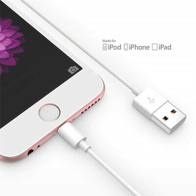 AU2.99 • Buy Brand New Apple USB Lightning Cable For IPhone IPad IPod - MFI Certified Fast