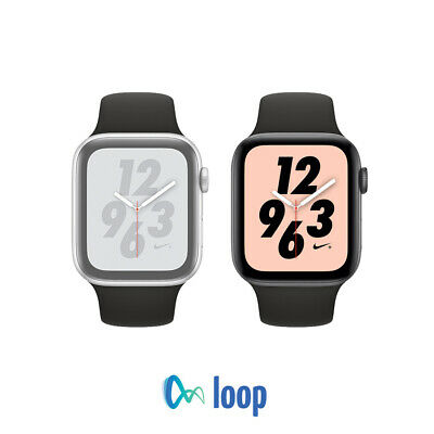 AU409 • Buy Apple Watch Series 4 Nike+ 44mm - Network Unlocked *All Colours Available*