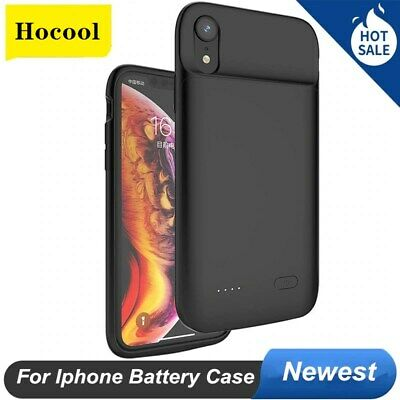 AU38.95 • Buy Hocool Rechargeable Charging Battery Case IPhone X XR MAX 11 Pro Max 3600-5000mA