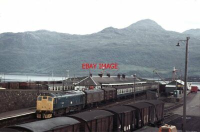 Photo  (2) Class 24 24124 At Kyle Of Lochalsh In July 1975 (2) • 2.75£