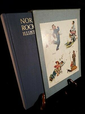 $ CDN11.66 • Buy Norman Rockwell Illustrator By Arthur L Guptill 1972 Hardcover With Box