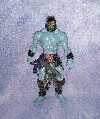 $15.45 • Buy Masters Of The Universe 200x SPIN BLADE SKELETOR Figure 2001 He-Man MotU
