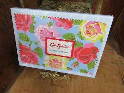NEW Cath Kidston Stationery Box 30 Sheets & Envelopes 2007 RARE Collectors Paper • 59.99£