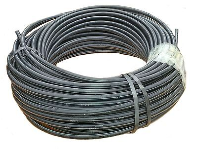 16mm (13mm ID) LDPE Water Pipe Hose Garden Irrigation For Drip Irrigation System • 19.16£