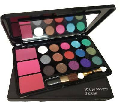 Mac Me 10 Eyeshadow 3 Blusher Iphone Kit 6 Multicolour 28 G • 13.38£