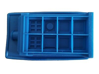 Doctor Who Tardis Ice Tray Chocolate Mould Silicone Jelly Mold • 7.99£