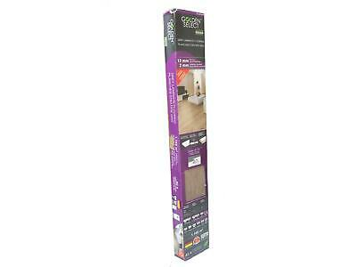 Golden Select Providence (Grey) Laminate Flooring Foam Underlay 1.16 M² NEW/O • 26.39£