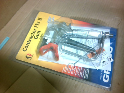 Graco FTx II Contractor Airless Paint Spray Gun 246435 - Factory Sealed • 122.20£