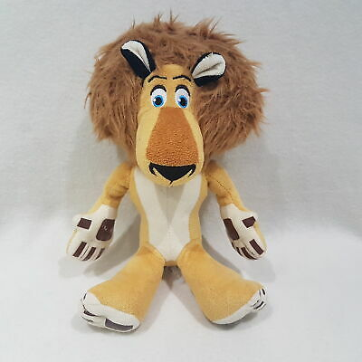Alex The Lion From Madagascar Soft Toy Plush Rare Retired  • 15.35£